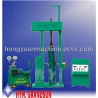 Steel Cylinder Pressure Test Loader