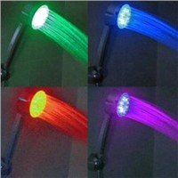 Temperature LED Hand Shower