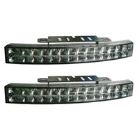 Universal LED Daytime Running Lights (DRLs) Lamps Kit