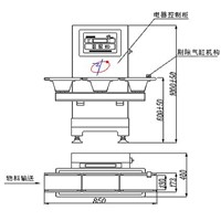 VFS5000D Automatic Snack Food Packing Machine