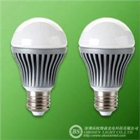 Warm White High Power LED BULB,4W