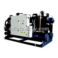 Water-Cooled Water Chiller Unit