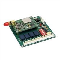KYL-812 4-way I/O Module for ON-OFF/for remote water pump and tank control/2-3KM range