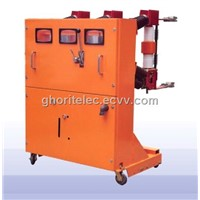 ZN23-40.5 Serial Indoor AC High Voltage Vacuum Circuit Breaker Handcart