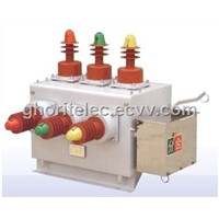 Outdoor High Voltage Vacuum Circuit Breaker (ZW10-12)