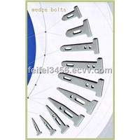 Aluminum Form Wedge Bolt