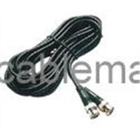 CCTV Cable, AV Cable, Power Cord, BNC Connector, Cable