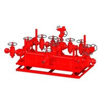Choke Manifold Kill Manifold Wellhead Equipment