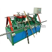 Curtain Pipe Carving Machine