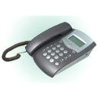 sip voip phone with 3-sip account