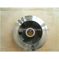 Impeller Casting,Pump Impeller Cast,Investment Cast