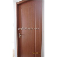 PVC Wooden Interior Door