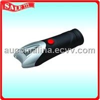 Self Defense/Defence Device Electric Shock Flashlight Stun Gun Baton-K98