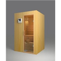 Traditional Steam Sauna Room for 3 Person