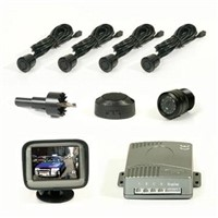 Video Car Parking Sensor