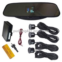 Video Car Parking Sensor with Wireless