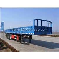 Wall-Side Semi Trailer
