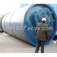 Waste Oil Refinery Equipment