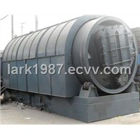 Waste Rubber Refinery Plant