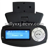 Wide View Lcd Monitor Bluetooth Handsfree Speaker