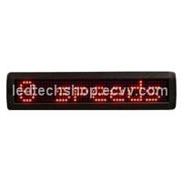LED Moving Message Display