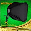 60cm Flash Softbox Soft Box Kit for Speedlight Portable
