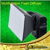 iShoot Universal Flash Diffuser Soft Box Softbox for Speedlite