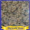 Polished Tiger Skin Yellow Granite Slab
