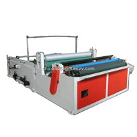 Rewinding & Perforating Toilet Paper Machine (CIL-SP)