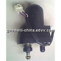 Windshiled Wiper Motor for Road Roller