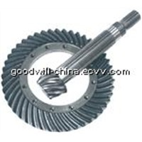 Gear Assy for Wheel Loader