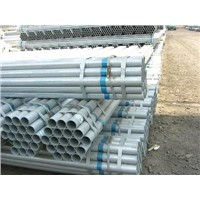 Hot Dip Welded Pipe / Steel Tube