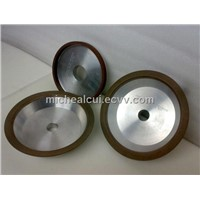 Diamond Grinding Wheels for Carbide Sharpening