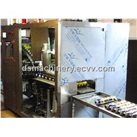 Aerosol Can Labeling Machine