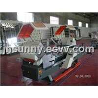 Digital-Display Double-Head Precision Cutting Saw for Aluminum Profile (LJZ2-500x4200)