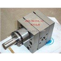 Extrusion Gear Pump on Plastic Extrusion Lines