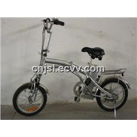 Foldable Electric Bike (JSL-TDH038XB)