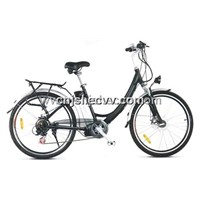 City Electric Bicycle (JSL-TDH038XDP)