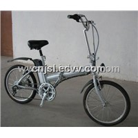 Aluminum Folding Electric Bicycle (JSL-TDH039XA)