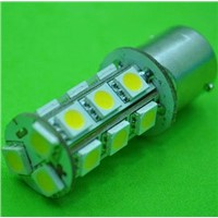 1156 or 1157 Three Chips LED Auto Light (18SMD5050)