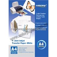 120G White T-Shirt Heat Transfer Paper