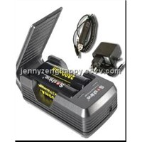 1-2PCS 18650 Li-ion Battery Charger SC-S2