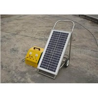 300W Solar Energy Silent Generator/Power Generator (Static Sound Multi-Purpose B)