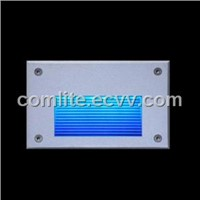 24 SMD 3020 Recessed LED Wall Light