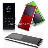 "2.0"" TFT Screen MP4 Player w/ Touch Keypad"