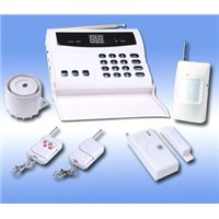 32 Wireless and 7 Wired Zones Home Alarm System