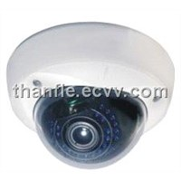 3-Axis Vandalproof Dome IR Camera