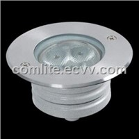 3-LED High Power Inground Light / LED Underground Light