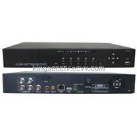 4CH H.264 Network Standalone DVR