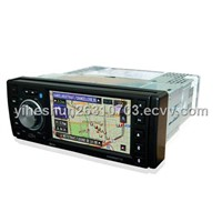 4.3 Inch 1 DIN Digital Touch Screen In-Dash Car DVD Player